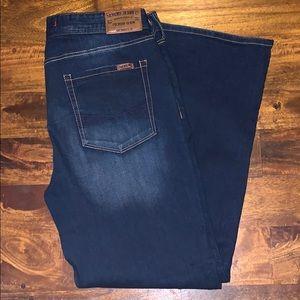 Seven men's jeans slim boot 38 x 32